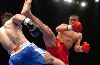 Il Sanda, la Boxe Cinese