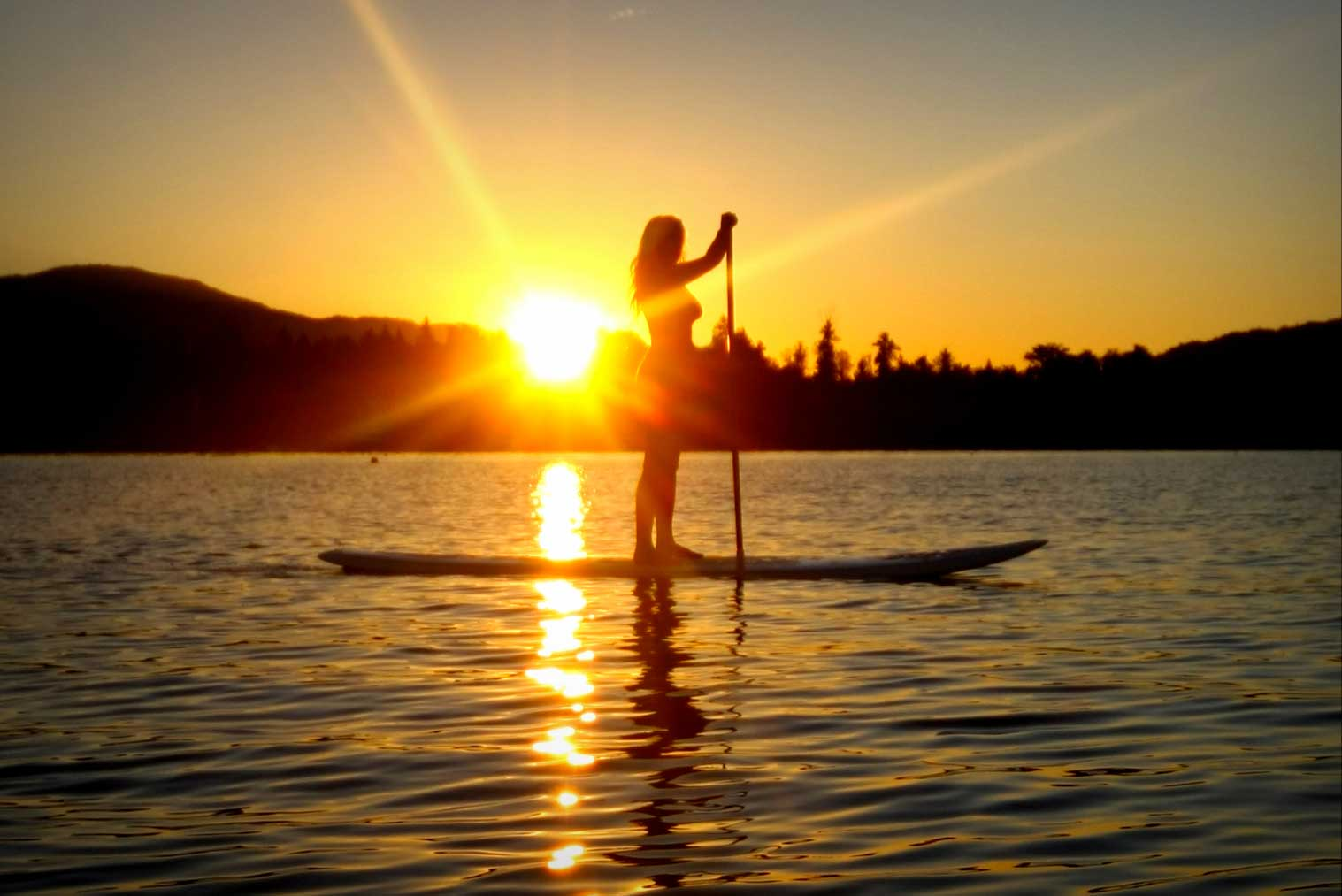 SUP - Stand Up Paddle la tecnica