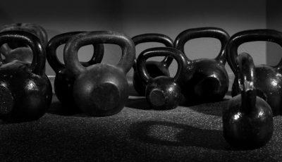 crossfit - allenamento funzionale
