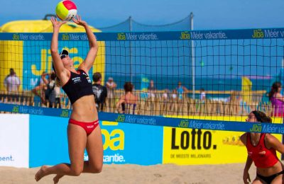 regole beach volley - regole del beach volley - segnali beach volley