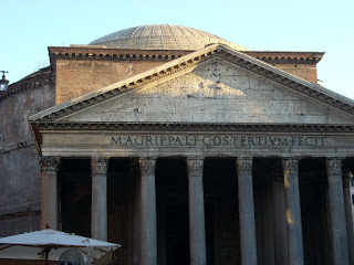 Pantheon, Roma, 126 dC