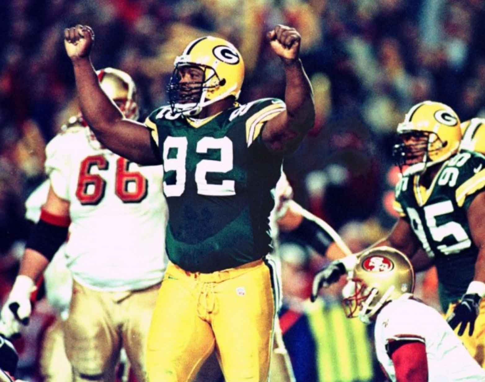 giocatori football americano: Reggie White